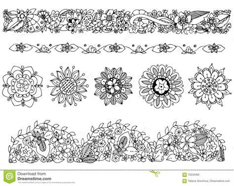 Vector Illustration Zentangl Drawing , Ornament, Doodle