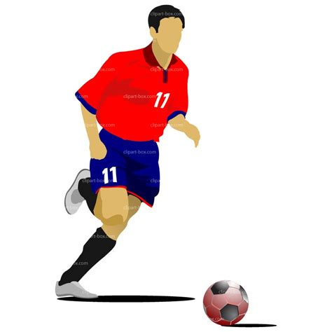 Soccer Player Clipart Soccer Player Clipart Clipart Suggest