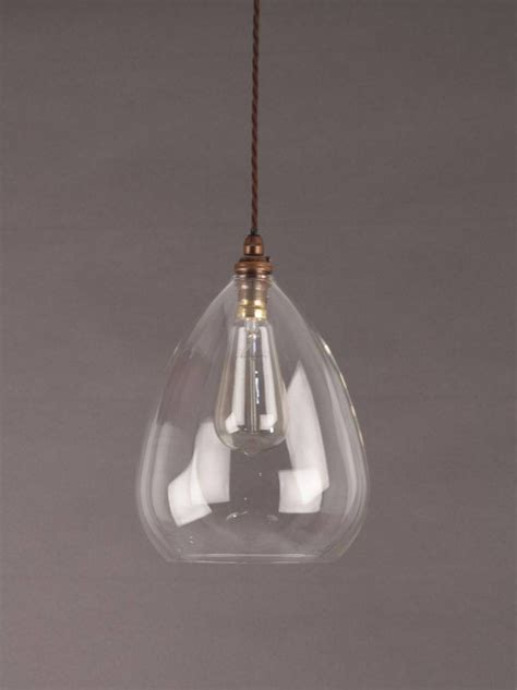 round glass pendant light 15 inspirations of round clear glass pendant lights
