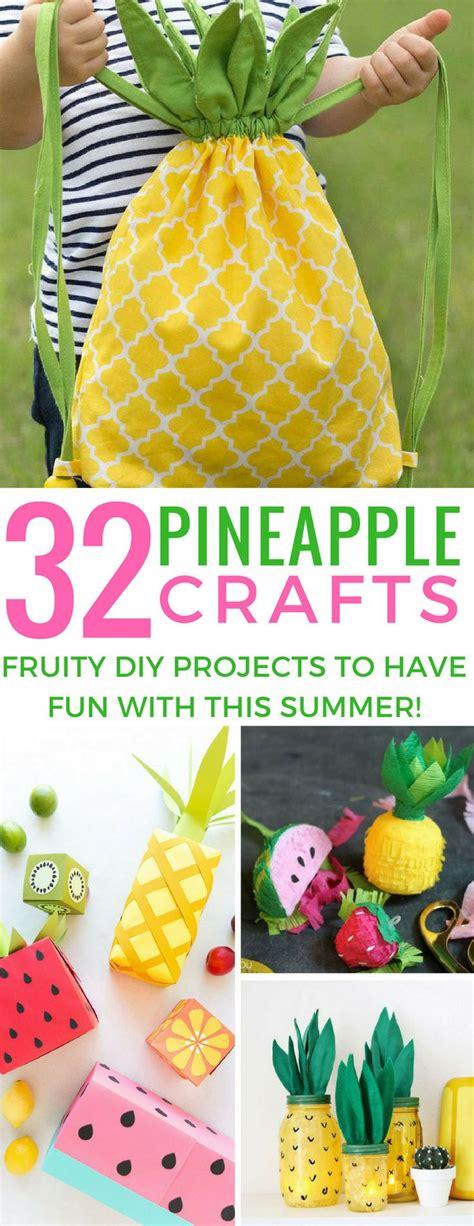 best 25 pineapple craft ideas on luau crafts 590 | 1c7601b1d0915141b9665d222c09851e