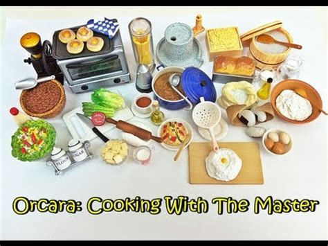 cuisine cook master orcara miniature 1 cooking with the master
