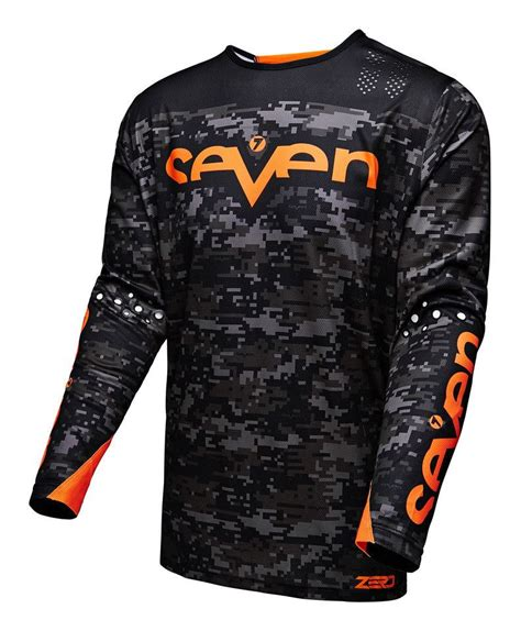 camo motocross jersey seven mx zero camo jersey 2016 revzilla