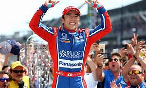 Japanese commentators lose their minds as Takuma Sato wins ...