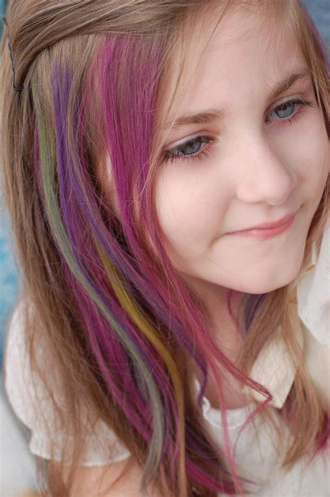 Types Of Hair Color Hair Kids Hair Color Types Of
