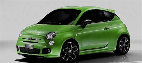 Fiat 500 Zagato by Fiat 500 Coupe Zagato Rumored To Reach Production In 2013