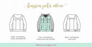 Denim Jacket Pattern Extras