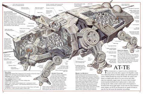 Star Wars Galaxy Wallpaper All Terrain Tactical Enforcer Also Known As At Te And Tanks Full Hd Wallpaper And Background