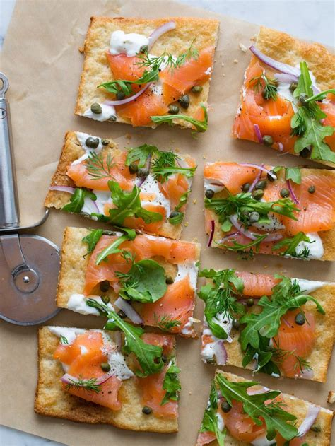 Get the step by step instructions to make this delicious dish. Our Best Ever Smoked Salmon Pizza | Recipe | Brunch ...