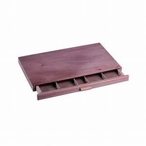 Tiroir De Rangement Bois : boite de rangement en bois 1 tiroir ~ Melissatoandfro.com Idées de Décoration