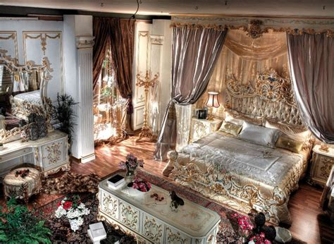 faou chambre a coucher king bed room royal suite gold italy finishtop and best