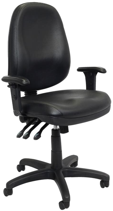 po500 heavy duty ergonomic office chair office stock