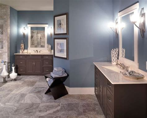 Blue Bathroom Ideas Pictures by Bathroom Blue Brown Bathroom Design Pictures Remodel