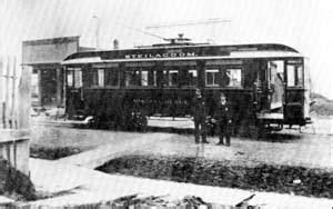 tacoma trolleys   historylinkorg