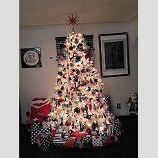 251 Best Black & White Christmas Tree Ideas Images On Pinterest  White Christmas Trees, Casual