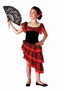 Faschingskostüme Kinder Mädchen : spanisches m dchen kost m kost me f r kinder und g nstige faschingskost me vegaoo ~ Frokenaadalensverden.com Haus und Dekorationen