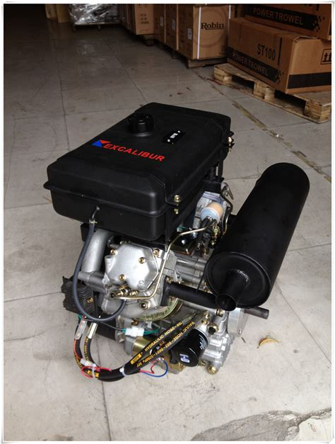 Boat Motors Air Cooled by Electric Start Air Cooled Outboard Motor Sv870f Diesel