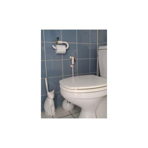 toilet bidet spray wici concept