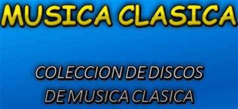 descargar musica clasica gratis