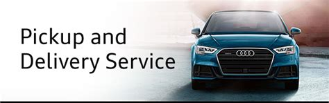 audi greenville pickup and delivery service greenville sc spartanburg throughout