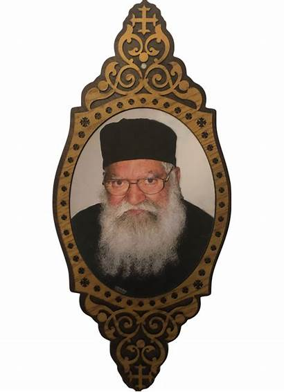 Wooden Father Oval Frame Mary Bookstore