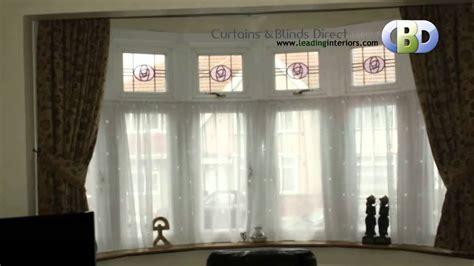 bay window curtains  wwwleadinginteriorscom youtube