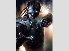 Triborg Reestablishes the Cyber Lin Kuei in DB!!! by