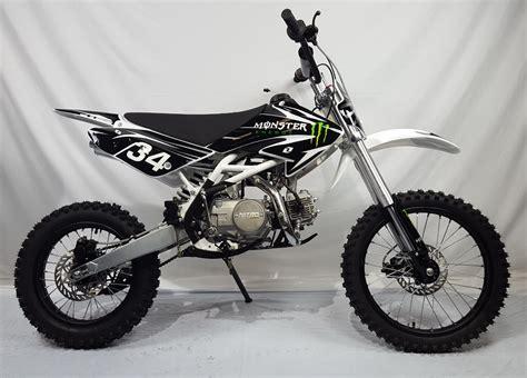 Dirt Bike 125cc Bse Thunder Grande Roue 1714  Quad Custom