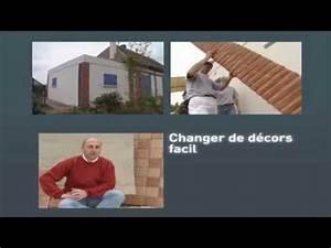 Panneaux Resine Imitation Pierre : panneaux imitation pierre plaquette de parement mur interieur youtube ~ Melissatoandfro.com Idées de Décoration