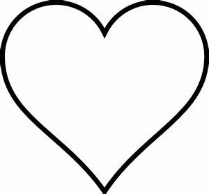 Best Photos of Heart Outline Emoji - Heart Outline Vector ...