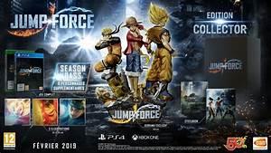 Jump Force Trailer De Gameplay Et Ditions Collector