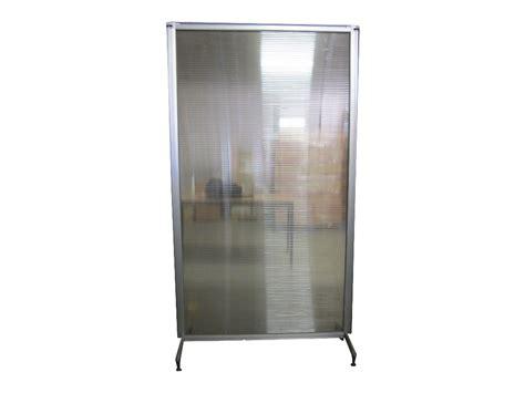cloison bureau occasion cloison semi transparente 180 x 100 cm adopte un bureau