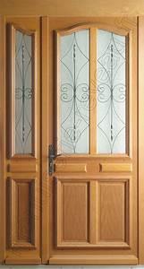 porte fenetre double battant dootdadoocom idees de With porte d entrée alu avec meuble salle de bain 100 cm blanc