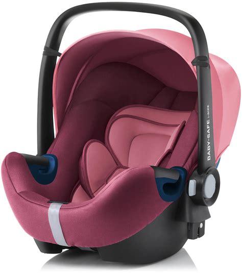 Free delivery uae, saudi arabia. Britax Römer Baby-Safe2 i-Size Wine Rose Infant Carrier