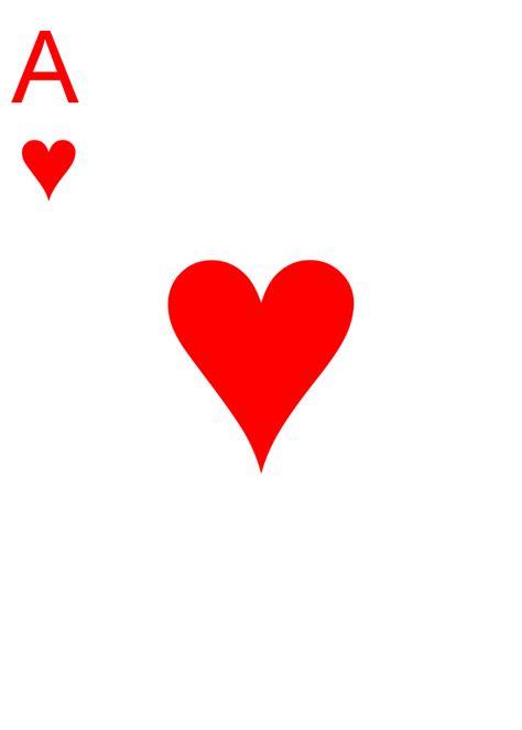 hearts card hearts