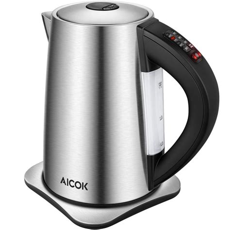 kettle variable temperature aicok electric hit market brand