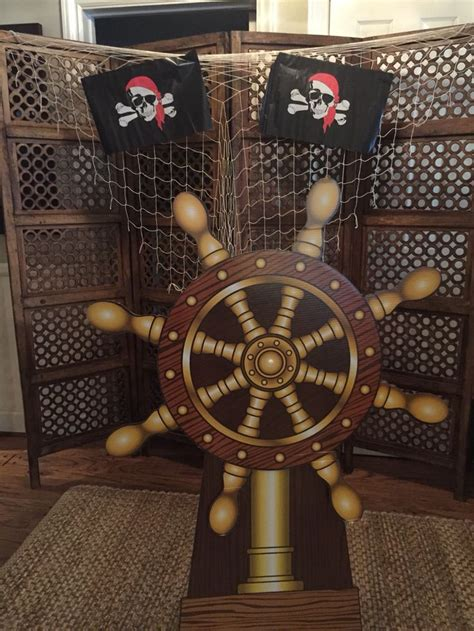 ships wheel steering   perfect pictures   photo booth pirate party pinterest ship