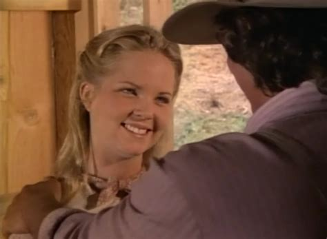 Image Of Mary Ingalls During A Scene Of Little House On