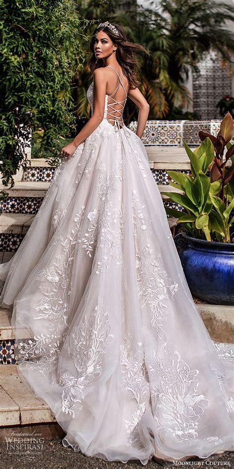 Moonlight Couture Fall 2019 Wedding Dresses   Wedding ...