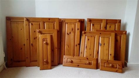 Pine Cupboard Door by Antique Pine Kitchen Cupboard Doors For Sale In