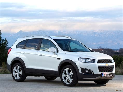 Chevrolet Captiva Wallpapers by Chevrolet Captiva 2013 Wallpapers 2048x1536