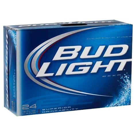 bud light prices bud light 174 24pk 12 fl oz cans target