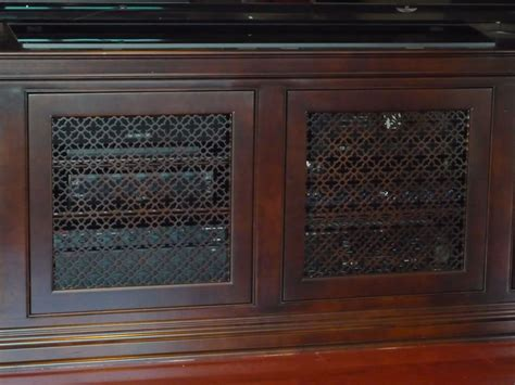 Hvacquick Steelcrest Custom Cabinet Window And Door Inserts