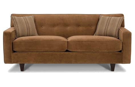 dorset sofa wood leg  rowe furniture