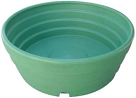 bac circulaire en polyethylene promo achat en ligne ou