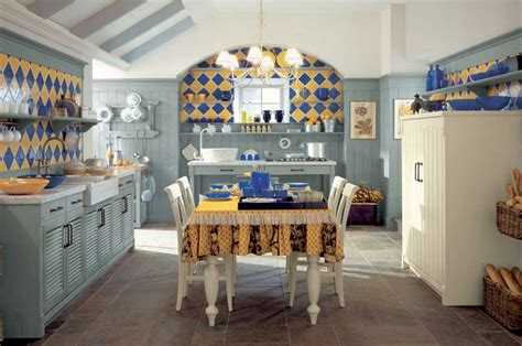 Minacciolo Country Kitchens With Italian Style Home