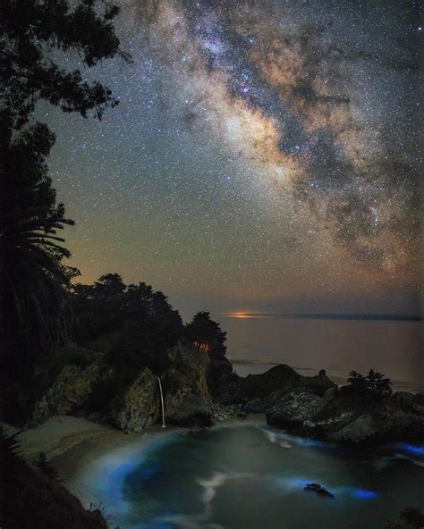 Jeremy Johnson Mcway Falls Milky Way Chasers