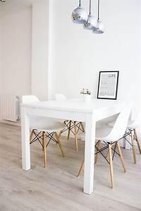 salle a manger des chaises classiques chaises de table With salle À manger contemporaineavec chaises classiques salle manger