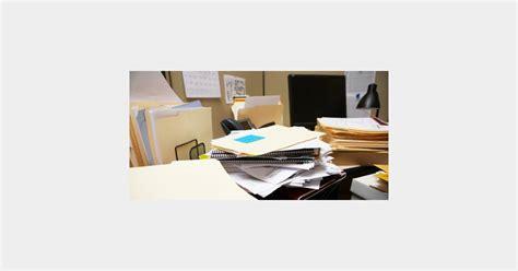 bien ranger bureau 10 bonnes raisons de ranger bureau