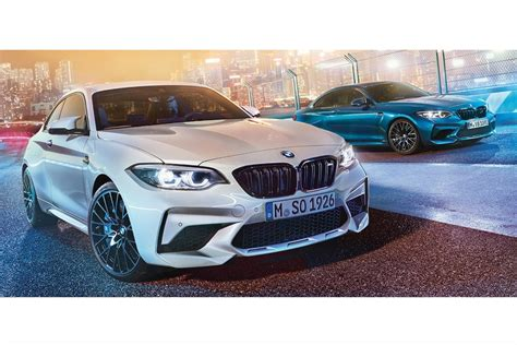 Bmw M2 Competition Picture by New Bmw M2 Competition Pack Leaked Pictures