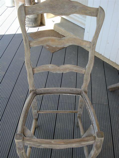 relooker chaise paille comment relooker une chaise en paille moderniser